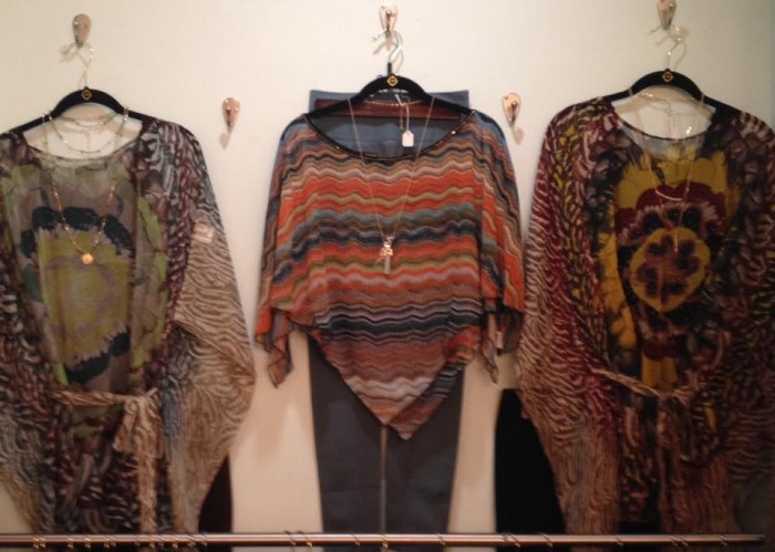 Boutique Ponchos, Wraps & Shawls